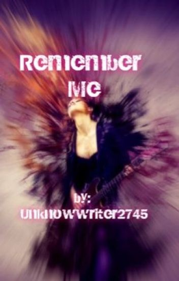 Remember me (on hold)