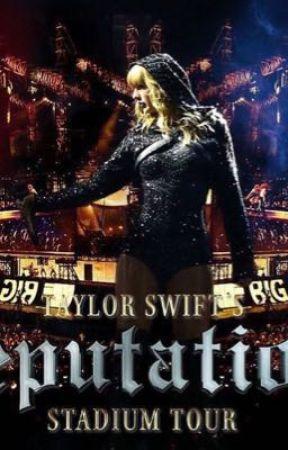 Taylor Swift Reputation Stadium Tour Facts🐍 by taylorswift_dancers