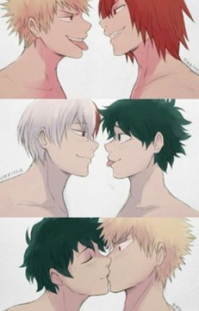 Why is love so weird?(Yaoi smut) by you_weeb