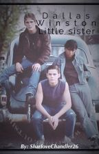 Dallas Winston Little Sister // Ponyboy & Johnny by SharloveChandler26
