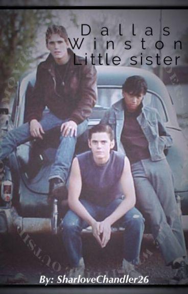 Dallas Winston Little Sister // Ponyboy & Johnny