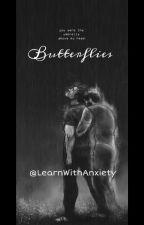 Butterflies [ON HOLD] (H2OVANOSS AU)  by officiallydelirious