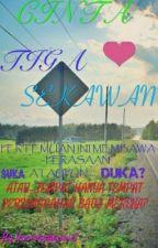 Cinta tiga sekawan by FarishaAyunie1