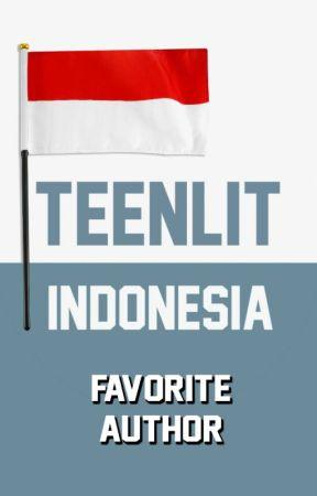 Kontes Favorite Author Teenlit Indonesia by teenlitindonesia