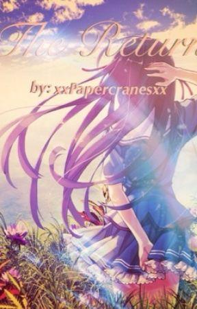 The Return (A Sebastian Michaelis Love Story) by xxPapercranesxx