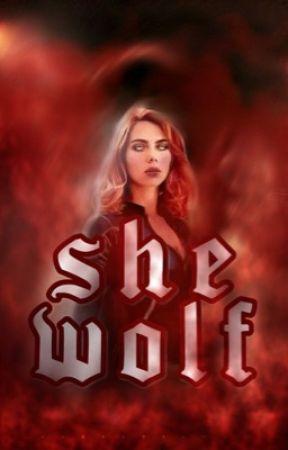 she-wolf• natasha romanoff by BNChattaway