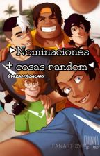 ▶ Nominaciones + cosas random ||dreams/cato||◀ by Cato_Dreams