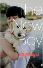 The New Boy (A Hayes Grier Fanfic) by __kailey__