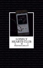 ❛ LONELY HEARTS CLUB ❜ ⇢ APPLY FIC by PHASTAELDULCET