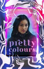 Pretty Colours • Hayden Romero by dandypeonies