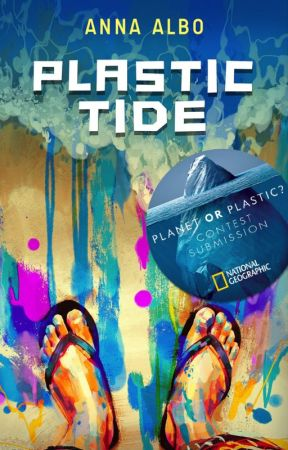 Plastic Tide #PlanetOrPlastic by AnnaAlbo
