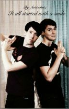 It all started with a smile // Phan by Aristichatz