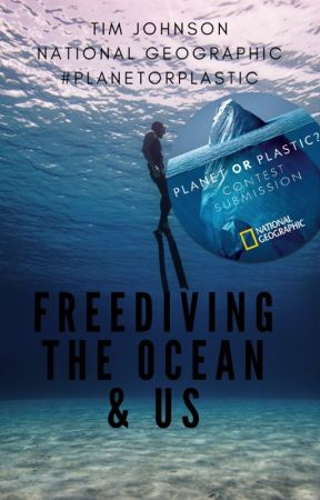 Freediving The Ocean & Us by Tim