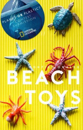 Beach Toys • #PlanetOrPlastic by nonfictionalex