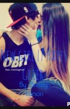New Girl || Hayes Grier by braelyngrier143