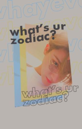 whats ur zodiac? - graphic shop by whayever