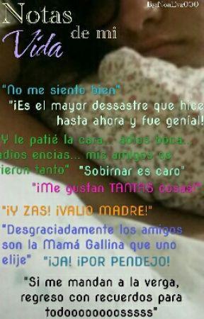 Notas de mi vida  by NoaEva000