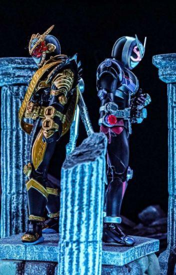 Ever After High X Kamen Rider Zi-O (Male Reader Insert)