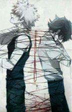 Kacchan's Regrets (suicidal deku x kacchan AU) by BigBoyeGae