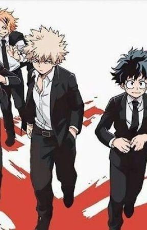 Bnha Boys X Reader Scenarios - Villain! Midoriya Izuku - Wattpad