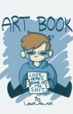 ART BOOK! by I_drank_the_milk