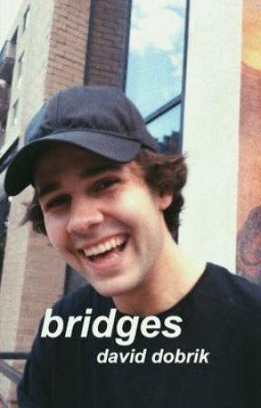 bridges » david dobrik by messydobrik