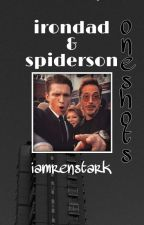 Irondad & Spiderson Oneshots by Alyrockyforever