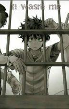 It wasn't me (MHA Prison au) by Kookie-deku24