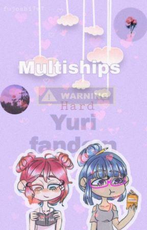 Multi-ships yuri Fandom by Fujoshi_uff_7w7r