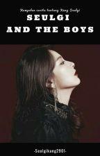 Seulgi And The Boys by SeulgiKang2901
