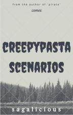 CreepyPasta Boyfriend Scenarios by sagalicious