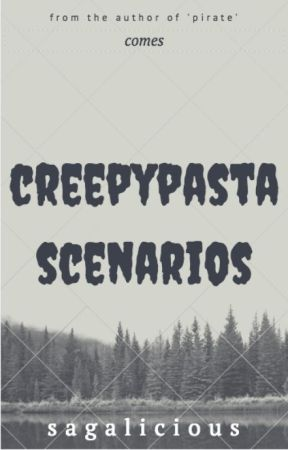 CreepyPasta Boyfriend Scenarios - When He Purposefully