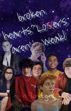 Broken Hearts~ LoVer's aren't weak! //reddie by ItfloatGirl