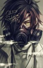 Arthropods (Tokyo Ghoul Male Reader x Touka) Book 2 Scorpio by Skilg4nnon
