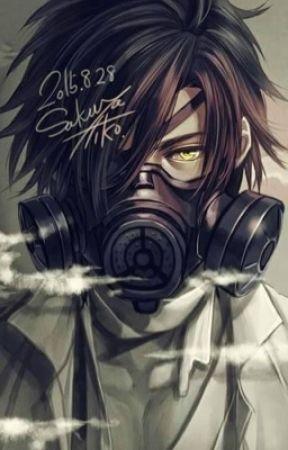 Arthropods (Tokyo Ghoul Male Reader x Touka) Book 2 Scorpio