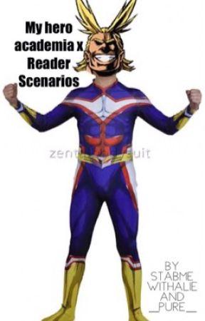 My Hero Academia x Reader Scenarios - Fumikage Tokoyami (Catchup