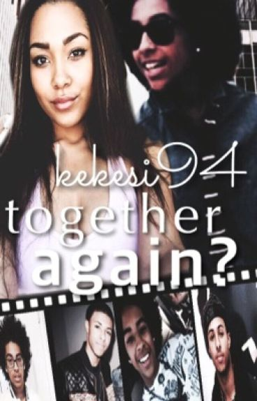 Together Again? (Jacob Perez & Diggy Simmons FanFiction)