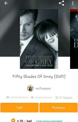 Ebook Trilogy Fifty Shades Of Grey Bahasa Indonesia