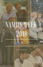 NamJin Week 2018 by Lishrayder