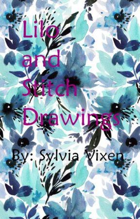 Lilo And Stitch Drawings Fibber Wattpad
