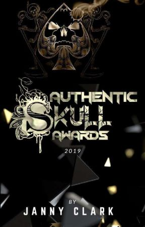 Authentic Skull Awards 2019 by Jannyclark