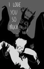 monster fluff! by soresoren