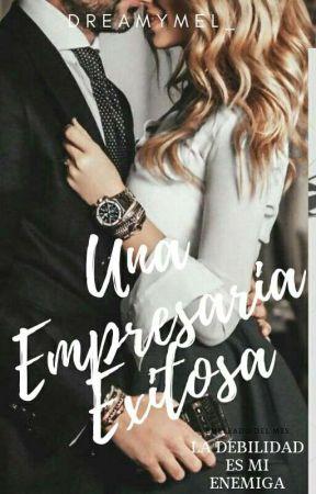 Una Empresaria Exitosa by Dreamy_Mel