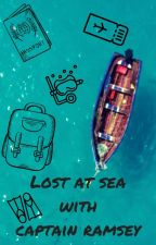 Lost at Sea with Captain Ramsey by mestrin