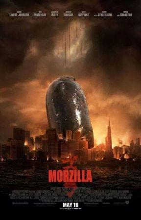 Morzilla by franco_gd