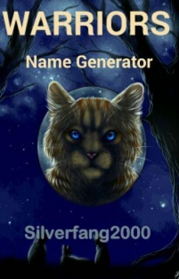 warrior cats name generator and description