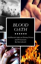 Blood Oath #NaNoWriMo2018 by SierraScott