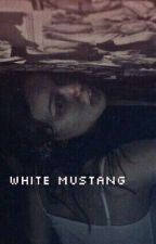 White Mustang by Letninun