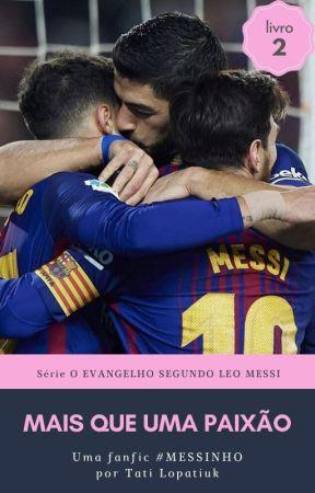 Mais Que Uma Paixão   Messi & Coutinho by TatiLopatiuk