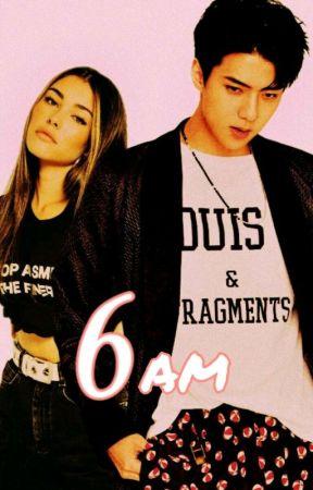 6:00 am ||Oh SeHun by AilenMeli